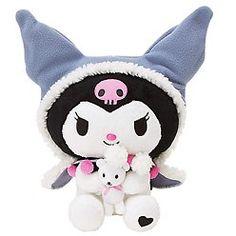 Kuromi with cape plush