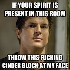 Ghost Adventures...lol doesnt matter still love this show