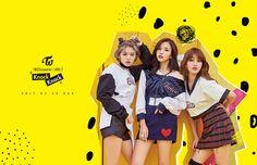 Knock Knock' Jungyeon Mina Jihyo group teaser photo