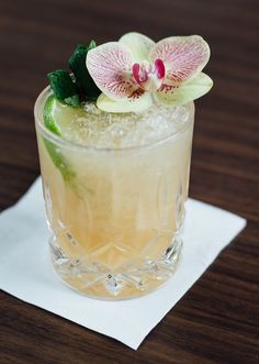 If Your Mai Tai Does