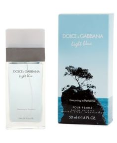 Dolce & Gabbana Light Blue Dreaming in Portofino limited edition, using it now #wonderful