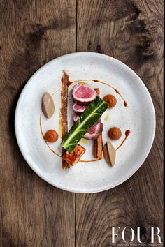FOUR UK | Jason Atherton | Lamb