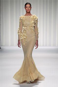 Abed Mahfouz - Haute Couture - 2013