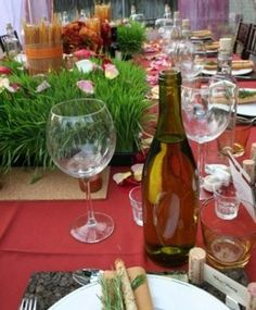 Hostess with the Mostess® - Tuscan Dinner Party