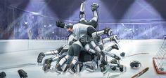 Gerhard, Layout, Storyboard, Illustrator, Sci Fi, Sports, Art, Hs Sports, Art Background