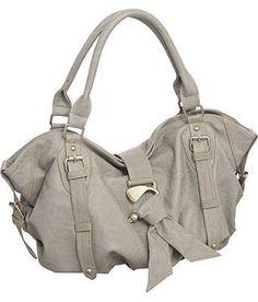 My new grey bag :)