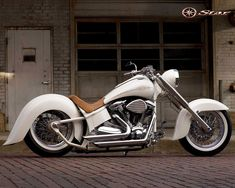 Yamaha V-Star.  Pretty nice for an import...