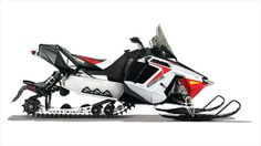 For those who have not yet acquired Snowmobile, here's another great model. It's about The Polaris sleds excellent features. 2014 Polaris 800 Switchback Adventure, this model raises engine types Liberty with Liquid Cooling system, two cylinders and d