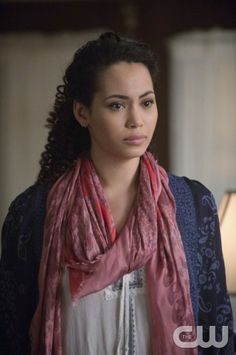 "The Tomorrow People -- ""Smoke and Mirrors"" -- Image Number: TP118a_0155.jpg -- Pictured: Madeleine Mantock as Astrid  -- Photo: Cate Cameron/The CW -- © 2014 The CW Network, LLC. All rights reserved."