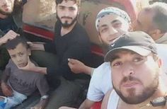 U.S. Backed Syrian Rebels Behead 10 Year-Old Boy After Posing For Selfies With Him
