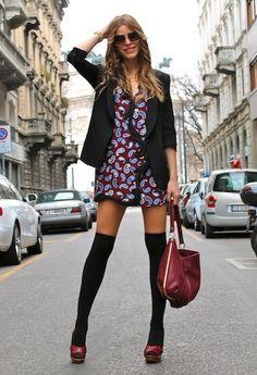 Stella Mccartney sunglasses - TOPSHOP blazer - Stella Mccartney bag  - Miu Miu heels - Stella Mccartney Dress - EMMA PURPLE Jewelry