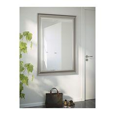SONGE Mirror, silver color 35 7/8x51 1/8