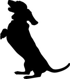 Dachshund 2 Sticker | Dachshund Stickers | Dachshund Decals ...