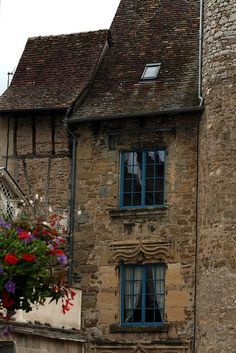 Saint-Céré ~ France -- Basically, I am going to aimlessly wander through the countryside in France and England. You may find me there.