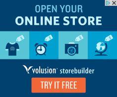 Volusion banner ad design example
