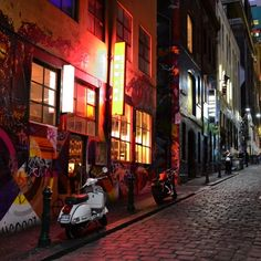 Hosier Lane #Melbourne