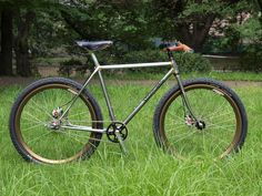 """H's SS 26""""/700c by Sunrise cycles, via Flickr"""