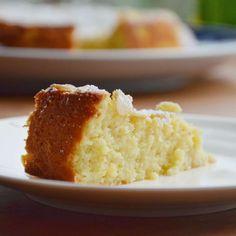Almond Ricotta Cake Gluten Free Desserts, Just Desserts, Gluten Free Recipes, Delicious Desserts, Yummy Food, Food Cakes, Cupcake Cakes, Cupcakes, Fudge Recipes