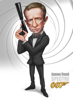 #James Bond#007 James Bond, High Roller, Google Search, Shirts, Art, Caricatures, Art Background, Kunst, Performing Arts