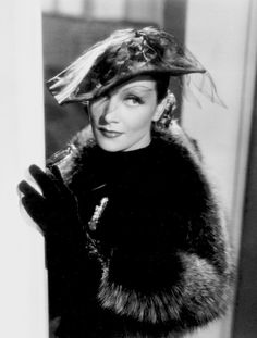 "summers-in-hollywood: "" Marlene Dietrich, 1936 """