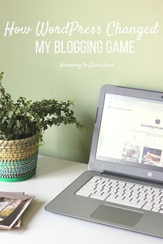 Switching from Blogger to WordPress was one of the best decisions for my blog and business. Some of the most simple reasons were some of the most significant!
