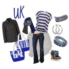 Cute Game Day outfit!