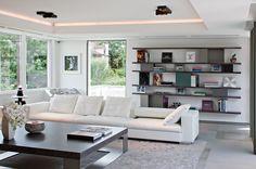 Une villa d'inspiration hollywoodienne à Saint-Cloud