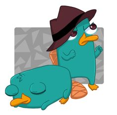 Phineas and Ferb - Perry