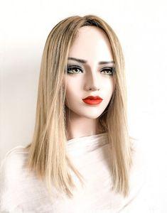 Model ADINA #107-Peruca par natural blond | Peruci.ro | Peruci.ro Human Hair Wigs, Wig Hairstyles, Blond, Long Hair Styles, Nature, Model, Beauty, Naturaleza