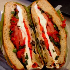 Sandwich- so in the mood for something like this!