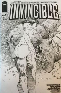 Invincible by Ryan Ottley *