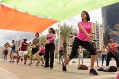 """Ejercítate en la Plaza Miranda con """"Tu Domingo Sucre Fitness"""""""
