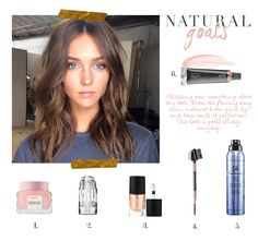 Get swept into the fall season with a natural beauty look. From hair, to brows, to makeup, nothing keeps looking young and fresh like a swipe of rosy pink on your cheeks and perfectly tousled locks. { No. 1 Glow Recipe Sleeping Mask } { No. 2 Milk Makeup Hydrating Oil Stick