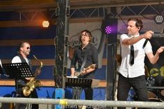 coverband , feestband, partyband ' Act on Demand'. www.actondemand.nl