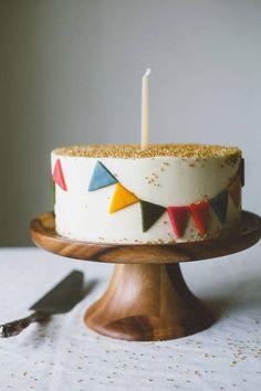 Fanion cake