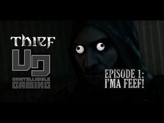 Thief - Episode 1: I'ma Feef! (Unintelligible Gaming)  Garrett is a Master Feef and a grumpy son-of-a-bitch who isn't above cracking people over the head just because it's more convenient than waiting for them to wander away.  Thankfully, everybody else in the universe he inhabits has the attention span of a gnat, so he can get away with pretty much anything.