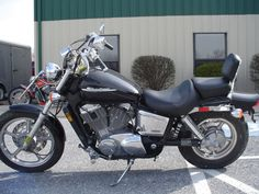 2007 Honda Shadow Spirit 1100 for sale at Wengers of Myerstown. Only $5650