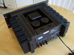 Technics SE-9600P power amplifier