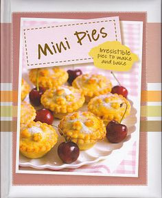 Mini Pies |Pinned from PinTo for iPad|