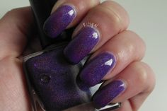 Swatches: Lacquester - 'Ho-lo Can You Go' Collection - Ritsy