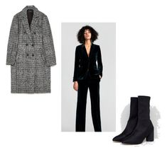 """""""Look de Noël"""" by lopezines ❤ liked on Polyvore featuring Raid"""