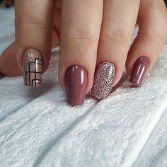 Best Nail Art - 61 Best Nail Art Designs for 2019 Today we have the Best Nail Art Designs for We have found 61 close to perfection nails that you will love dearly. Classy Nails, Elegant Nails, Stylish Nails, Simple Nails, Best Nail Art Designs, Acrylic Nail Designs, Pretty Nail Art, Cute Acrylic Nails, Perfect Nails