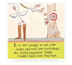 Behind the Card: Really Important Things revamp! Curly Girl Design | Blog