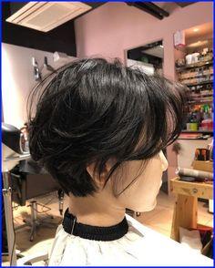 Tomboy Haircut, Short Hair Tomboy, Tomboy Hairstyles, Girl Short Hair, Short Hair Cuts, Shot Hair Styles, Curly Hair Styles, Korean Short Hair, Androgynous Hair