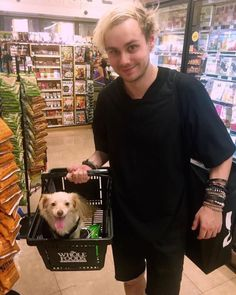 """found this in aisle 3. i'll take one please."" -michael clifford"