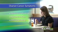 Signs And Symptoms Of Ovarian Cancer - WATCH VIDEO HERE -> http://bestcancer.solutions/signs-and-symptoms-of-ovarian-cancer-11    *** ovarian cancer symptoms ***   Video credits to the YouTube channel owner