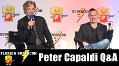 Peter Capaldi Q&A - YouTube