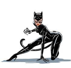Catwoman - Mingjue Helen Chen