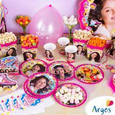 Cumpleaños Soy Luna Ideas, Happy Birthday, Birthday Cake, Son Luna, Unicorn Birthday, Birthdays, Candy, Emerson, Little Man Party