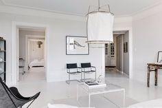 Gravity Home — Minimalistic monochrome apartment Follow Gravity...